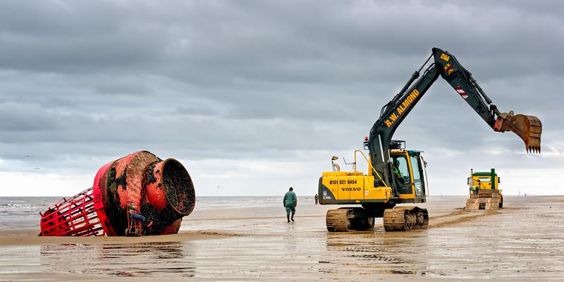 Formby Buoy Rescue