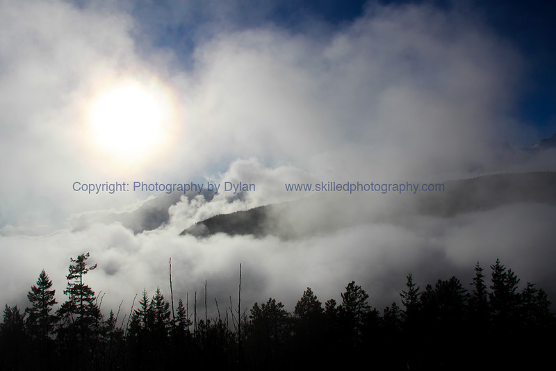 A Foggy Horizon