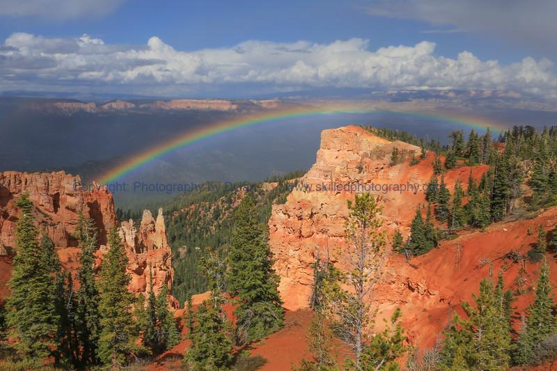 Bryce Canyon Rainbow
