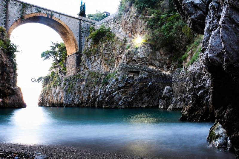 Amalfi Fiord