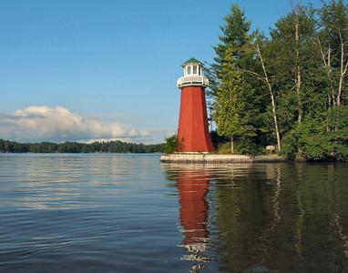 fourth lake lighthouse