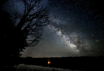 camping in the galaxy