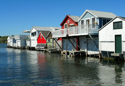 Canandaigua Boathouses