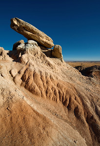 erosion and not