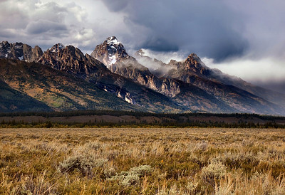 morning teton storms