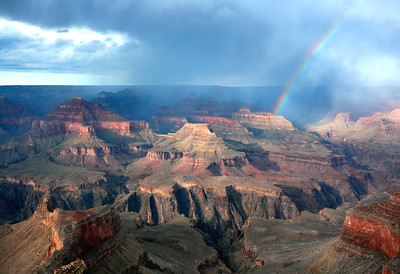 canyon rainbow 2