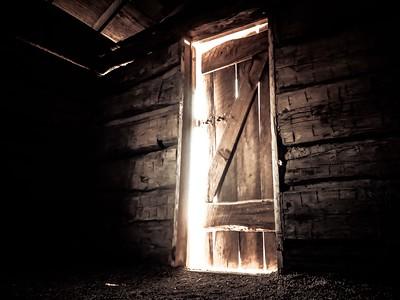 """""""Cabin Door"""""""
