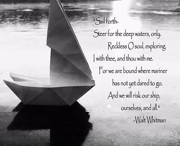 """Paper Boat II"""
