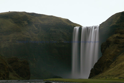 24/7 Daylight at Skogafoss