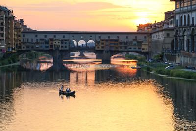 Firenze (Florence) Sunset