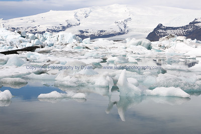 Beautiful Glacier Lagoon