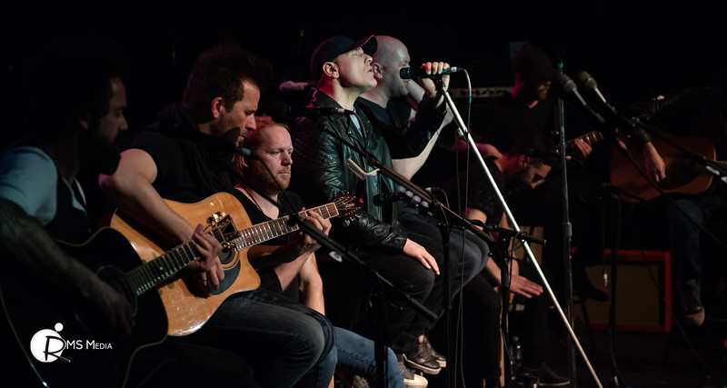 Finger Eleven + I Mother Earth - Acoustic Set | Capital Ballroom | Victoria BC