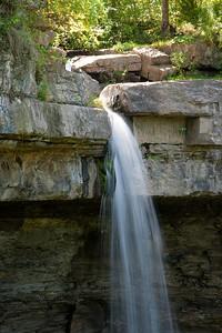 Carpenter Falls, near Skaneateles Lake