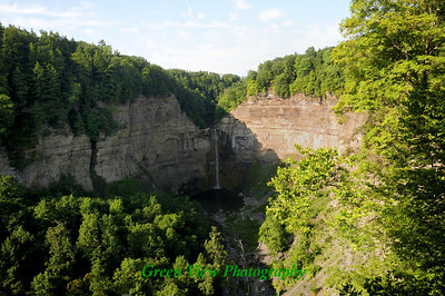 Taughannock Falls - Distance