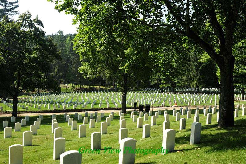 Bath NY Veterans Cemetery