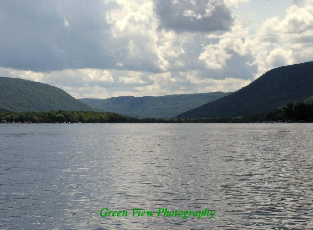 Honeoye Lake Morning