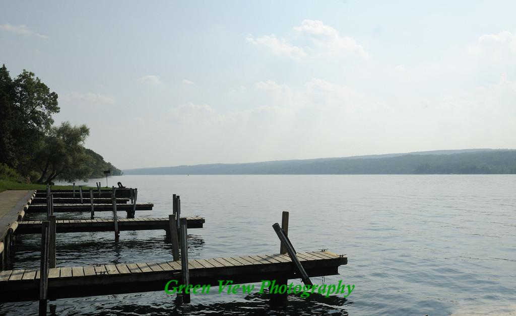Keuka Lake Boat Launch