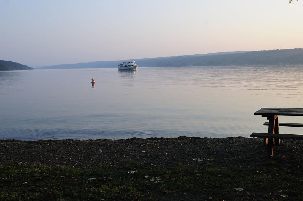Finger Lake Evening Cruise