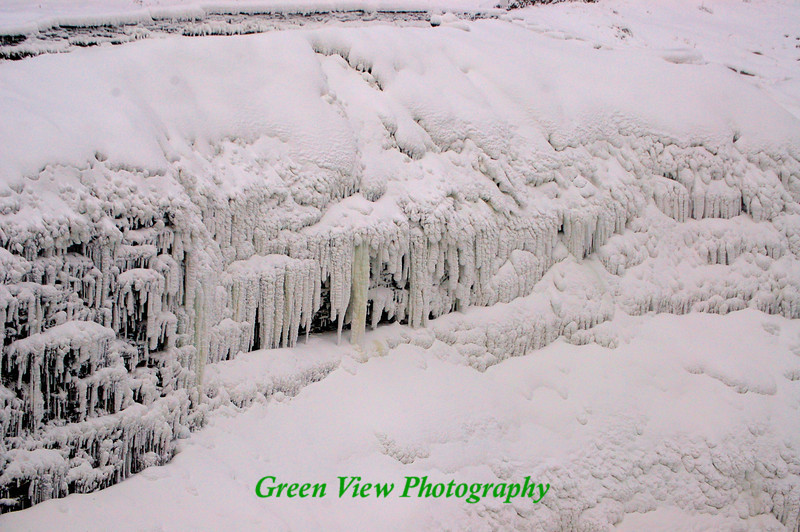 Beautiful Icicles....