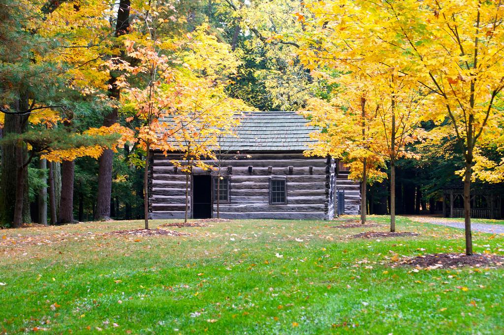 Mary Jamison's house