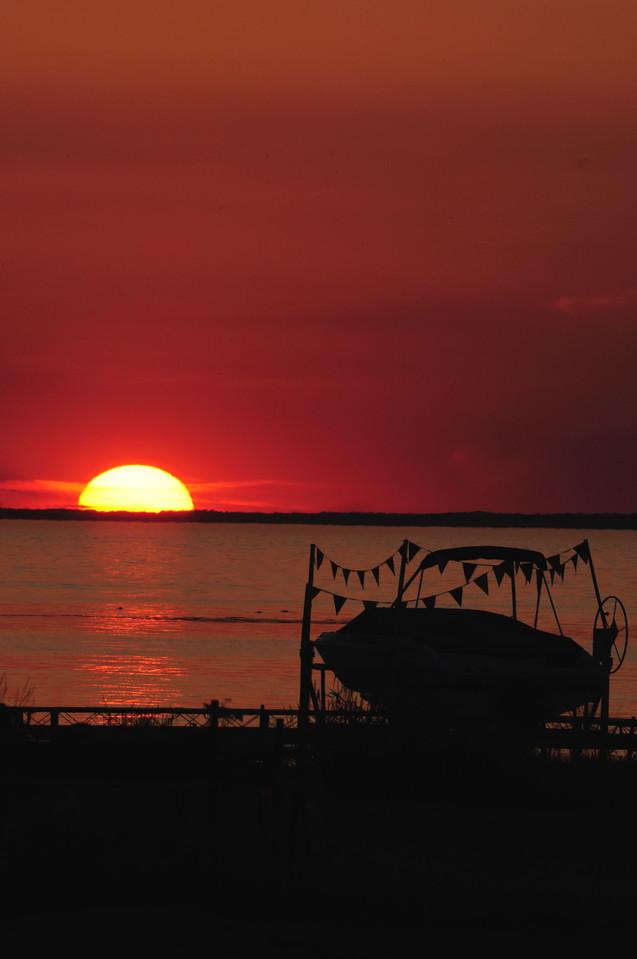 Oneida Sunset