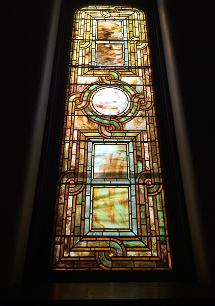 Louis Comfort Tiffany Stained Glass Window 2