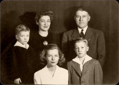Clayton Family Reunions