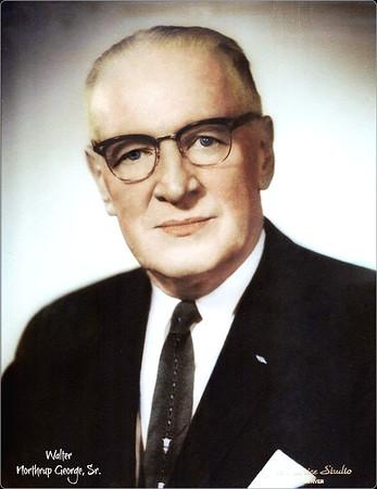 Walter Northrup George Sr.