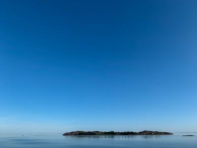 Blue, Jurmo, Finland