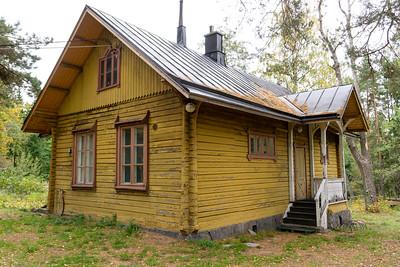 Old house, Seurasaari, Helsinki