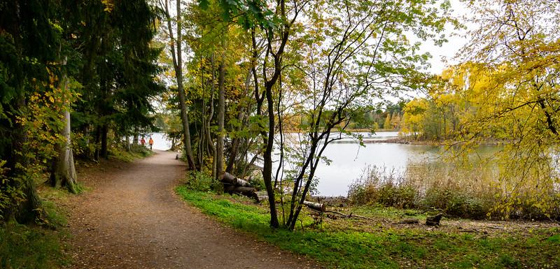 Fall colours, Seurasaari, Helsinki