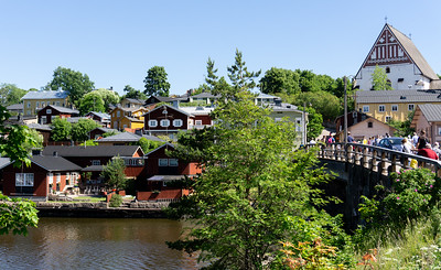 The town of Porvoo