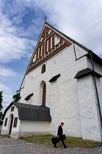Main Church, Old Porvoo