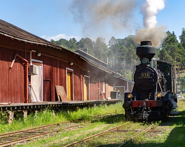 Steam Train, Porvoo