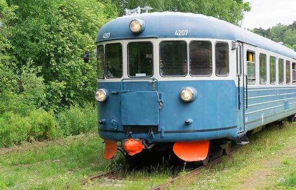 50s Train, Porvoo