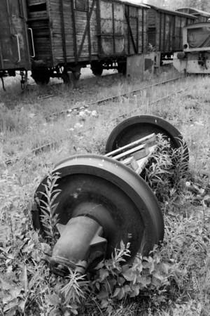 Abandoned Iron, Porvoo