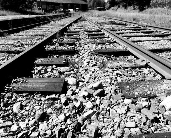Rail tracks, Porvoo