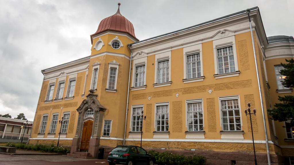 Mariehamn Classic Building