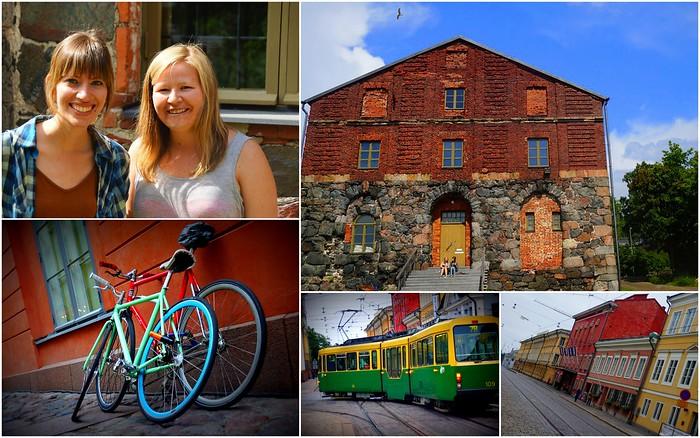 Summer fun exploring Helsinki and Suomenlinna