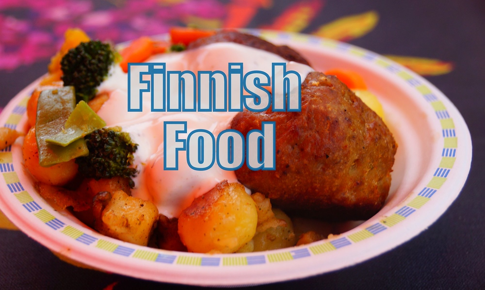 Finnish Cuisine Worth Sampling