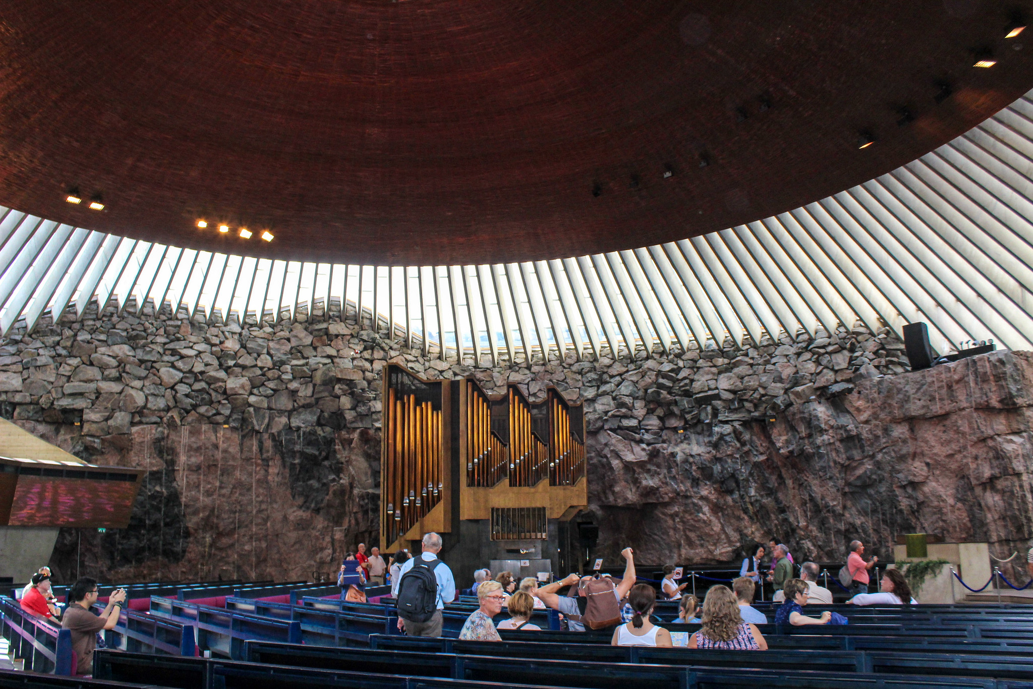 don't skip the rock church with 1 day in helsinki