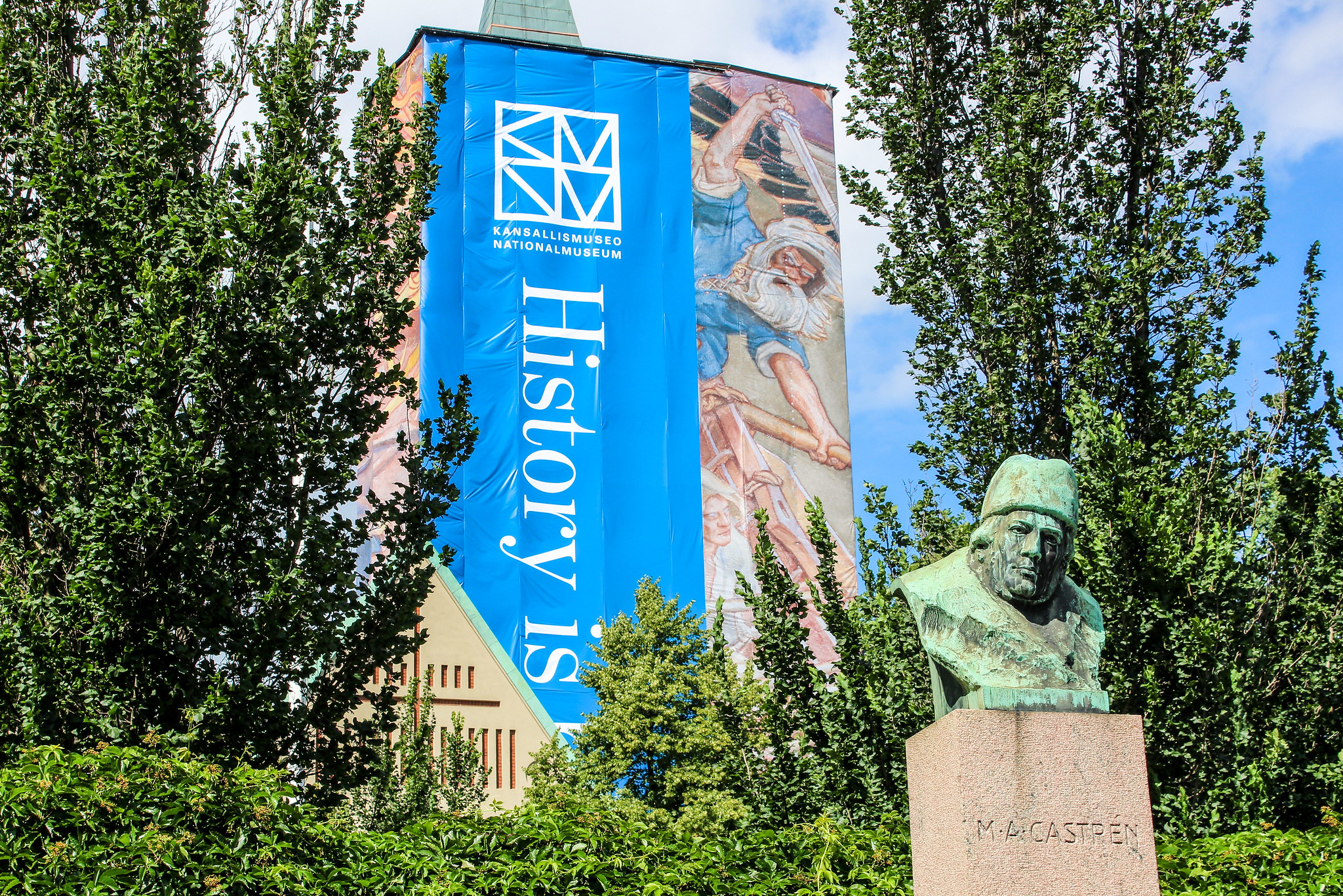 helsinki one day itinerary: don't skip over the national history musuem