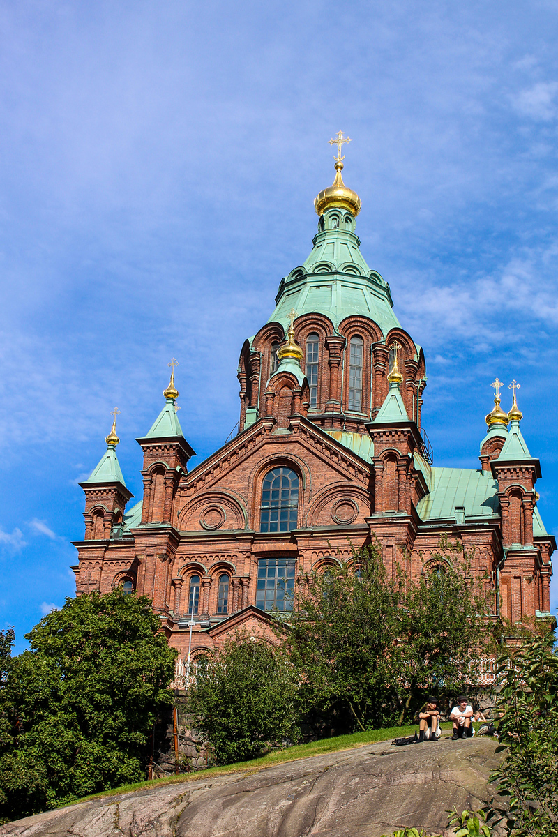 with one day in helsinki you will see russian churches