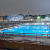 The Allas Sea Pool is a swimming complex located in in the middle of Helsinki.