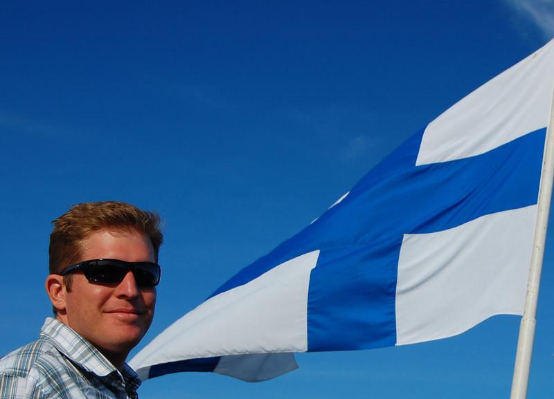 Summer day in Helsinki