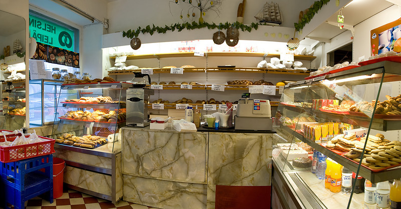 Helsingin Leipa Oy<br /> <br /> My bakery of choice when in Helsinki