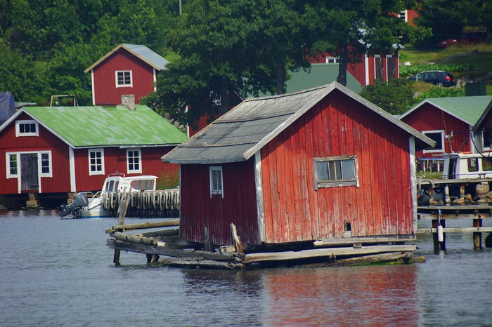 The Viking Village of Rosala, Kimitoön Archipelago