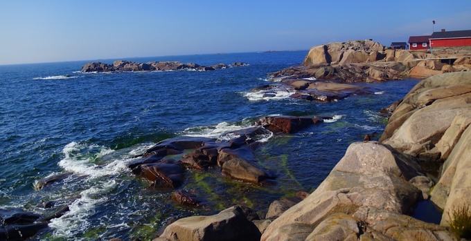Natural rugged beauty in the Finnish Archipelago