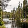 Hossa Finland Lake