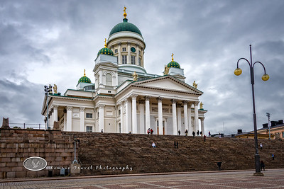 The Helsinki Cathedral